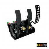 Pedalbox 3 Pédales Avec Maîtres-Cylindres (Pédalier)