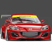 Kit Carrosserie Rocket Bunny pour Mazda RX-8