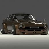 Kit Carrosserie Pandem pour Datsun 240Z