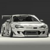 Kit Carrosserie Pandem V3 pour Toyota GT86