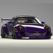 Kit Carrosserie Pandem pour Porsche Cayman 987