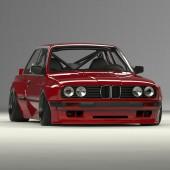 Kit Carrosserie Pandem pour BMW E30