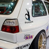 Kit Carrosserie Pandem pour Volkswagen Golf 2