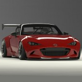 Kit Carrosserie Pandem pour Mazda MX-5 ND
