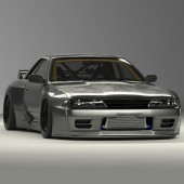 Kit Carrosserie Pandem pour Nissan Skyline R32 GT-R
