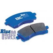 Plaquettes de Frein Avant EBC BlueStuff pour Honda Accord 2.2 (CB8/CG) Aerodeck de 1991 à 1998 (DP5872NDX)
