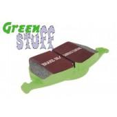 Plaquettes de Frein Avant EBC GreenStuff pour Toyota GT86 / Subaru BRZ (DP21884)