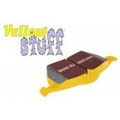 Plaquettes de Frein Arrière EBC YellowStuff pour Subaru Impreza 2.0 Turbo JDM (98-01)