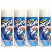 Pack de 4 Bombes de Plasti Dip Vernis Nacré, Aérosols 400 ml