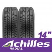Pneus Achilles Platinum 195/65 R14 89H (la paire)