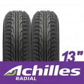 Pneus Achilles Platinum 7 165/80 R13 83H (la paire)