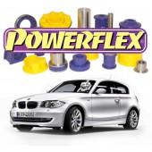 Silentblocs Powerflex pour BMW Série 1 E8X (2004 à 2013)