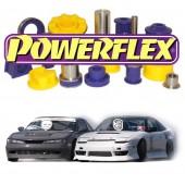 Silentblocs Powerflex pour Nissan 200SX S13, S14, Silvia S15