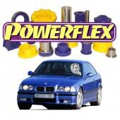 Silentblocs Powerflex pour BMW E36