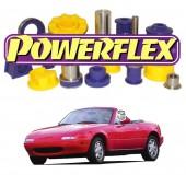 Silentblocs Powerflex pour Mazda MX-5 NA/NB