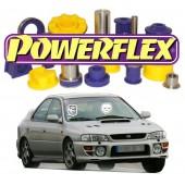 Silentblocs Powerflex pour Subaru Impreza GC-GF (93-00)
