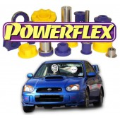 Silentblocs Powerflex pour Subaru Impreza GD-GG (00-07)