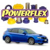 Silentblocs Powerflex pour Subaru Impreza GH-GR (07-10)