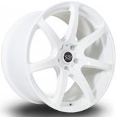 "Rota Pro R 18x9.5"" 5x114.3 ET20, Blanc"