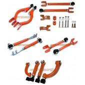 Kit Complet Tirants Réglables Driftworks pour Skyline R33 GT-R