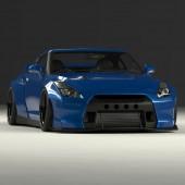 Kit Carrosserie Pandem pour Nissan GT-R