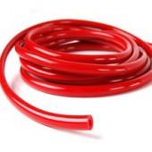 Durite Silicone Diamètre 16 mm - Rouge (au mètre)
