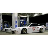 Kit Carrosserie Rocket Bunny V1 pour Nissan RS13