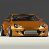 Kit Carrosserie Rocket Bunny V2 pour Toyota GT86
