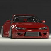 Kit Carrosserie Rocket Bunny pour Nissan Silvia S15
