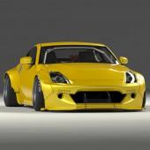 Kit Carrosserie Rocket Bunny pour Nissan 350Z