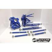 Kit Arrière Wisefab pour Mazda RX-8