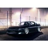 """Kit Carrosserie """"Agressive"""" pour Nissan 200SX S13"""