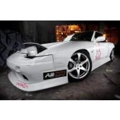 """Kit Carrosserie """"Vertex Style"""" pour Nissan 200SX S13"""
