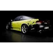 """Pare-Choc Arrière """"Vertex Style"""" pour Nissan 200SX S13"""