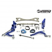 Kit Grand Angle Wisefab V2 pour Nissan 200SX S14, S14A, S15