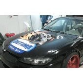 "Capot en Fibre ""Face Lift"" Conversion S14.5"