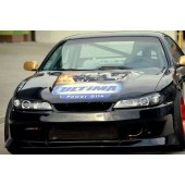 "Pare-Choc Avant ""Face Lift"" Conversion S14.5"