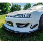 """Pare-Choc Avant """"Kit Large"""" pour Nissan 200SX S14A"""