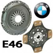 Kit Embrayage Renforcé Sachs Métal Fritté pour BMW E30 / M3 / 320is / 325i / 325ix