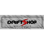 "Stickers DriftShop ""Katakana"" - Gris"