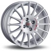 """OZ Superturismo WRC 17x8"""" 5x100 ET35, Blanc"""