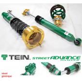 Combinés Filetés Tein Street Advance pour Toyota Yaris NCP131 (11+)
