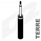 Cartouche de Remplacement pour Combinés Filetés Terre / Neige