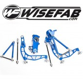 "Kit Grand Angle Wisefab ""FD Legal"" pour Toyota Supra MK4"
