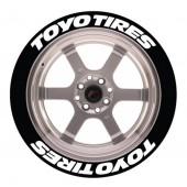 Stickers Toyo Tires