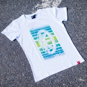 T-Shirt Homme Japan Racing JR-20 - Blanc