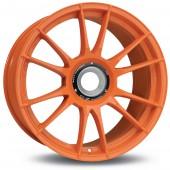 "OZ Ultraleggera HLT CL 19x8.5"" Ecrou Central ET53, Orange"