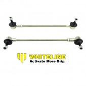 Biellettes de Barre Stabilisatrice Renforcées & Réglables Whiteline M10x1.25