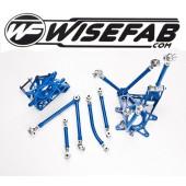 Kit Arrière Wisefab pour Nissan 200SX S13
