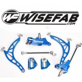 "Kit Grand Angle Wisefab ""FD Legal"" pour Nissan Silvia S15"